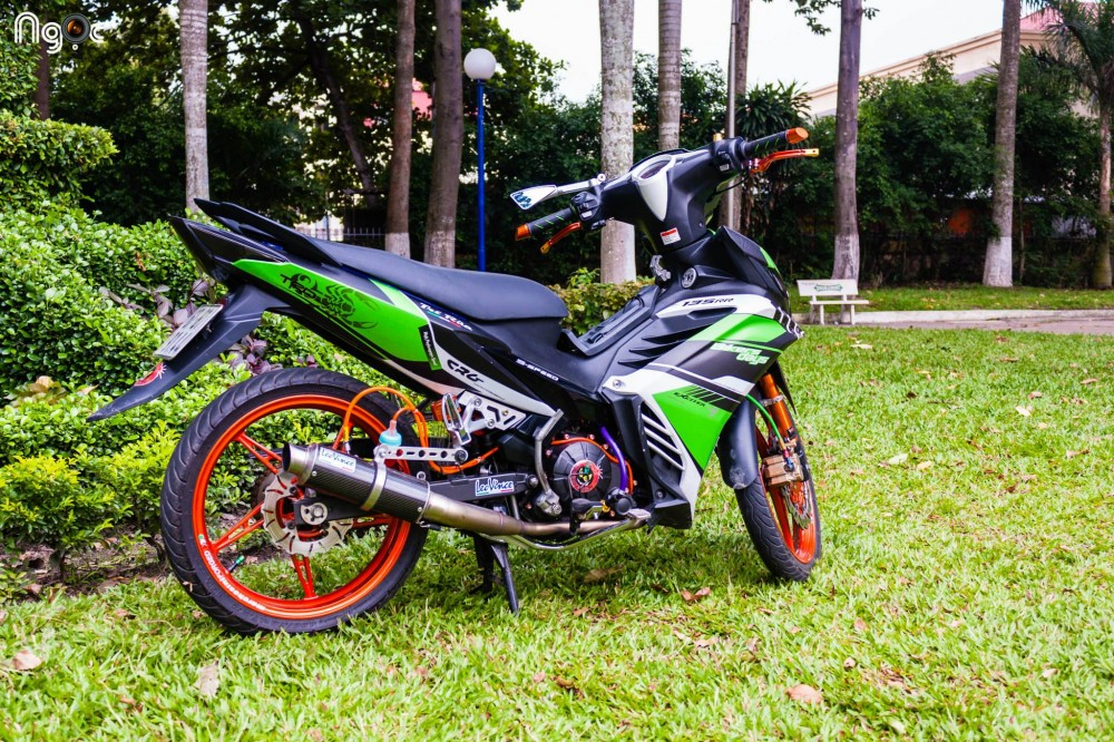 Yamaha Exciter do noi bat voi dan do choi kieng - 5