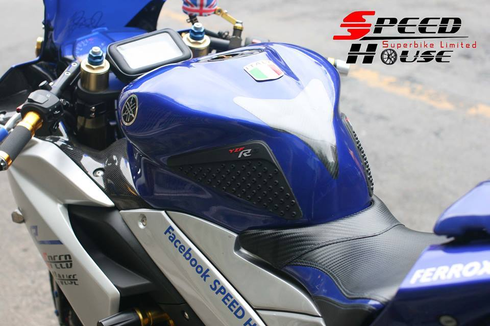 Yamaha R3 do pha cach day tinh te tai Speed House - 7