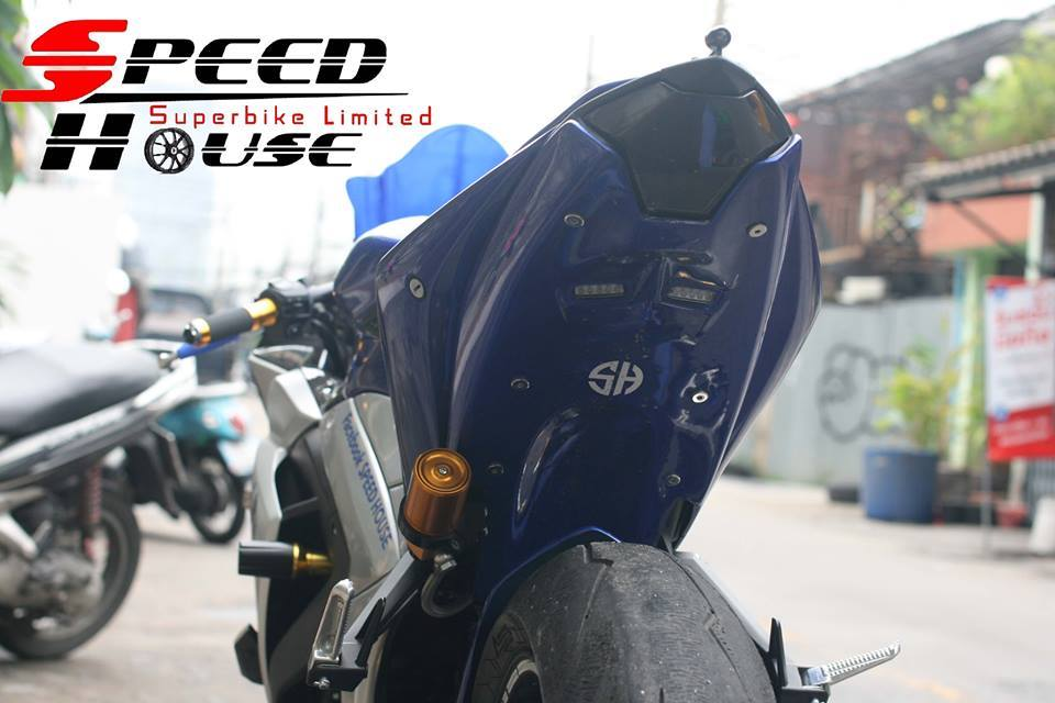 Yamaha R3 do pha cach day tinh te tai Speed House - 14