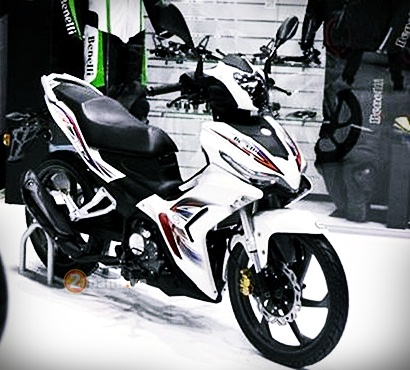 Benelli tung ra dong xe thay the Exciter 135