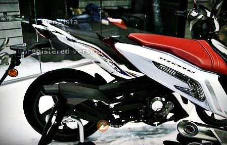 Benelli tung ra dong xe thay the Exciter 135 - 3