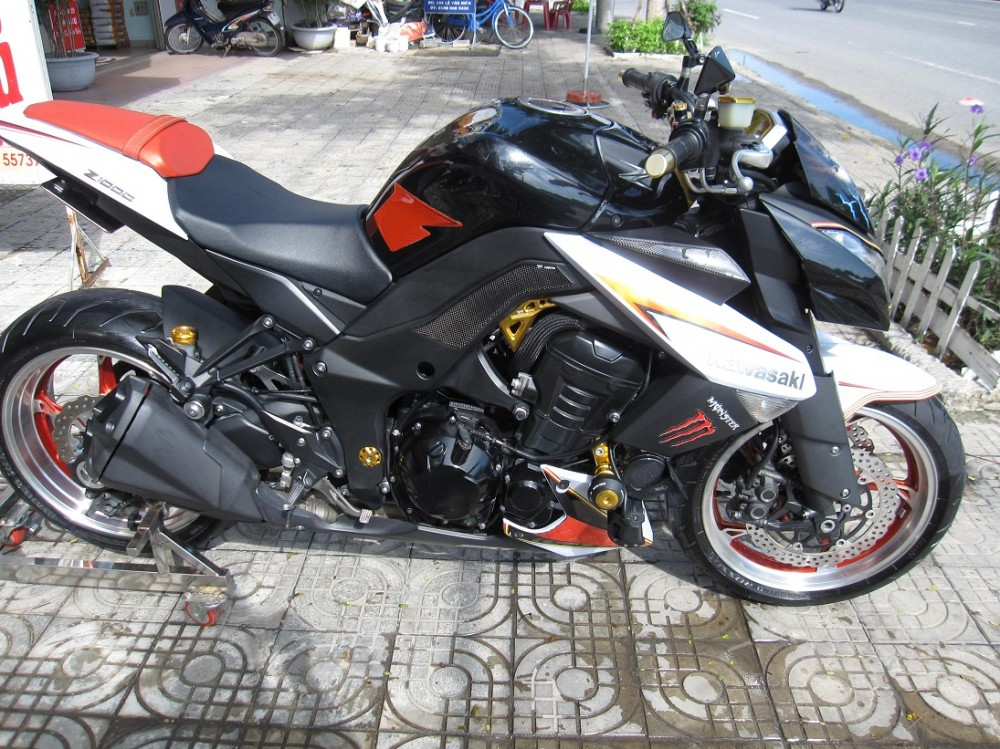 Can ban Z1000 ABS 2013 limited edition