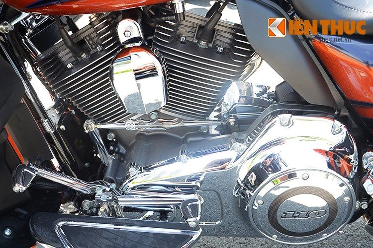 Can canh HarleyDavidson CVO Street Glide 2015 gia 16 ty dong tai Viet Nam - 18