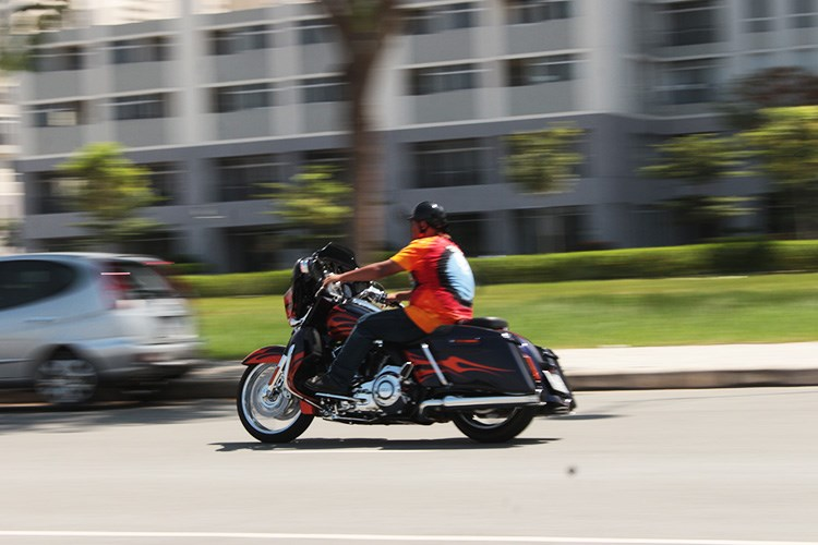Can canh HarleyDavidson CVO Street Glide 2015 gia 16 ty dong tai Viet Nam - 20