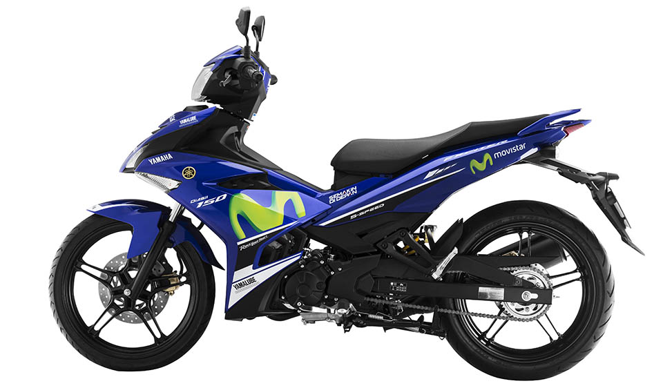 Danh gia Exciter 150 Movistar 2016 chi tiet hinh anh - 9