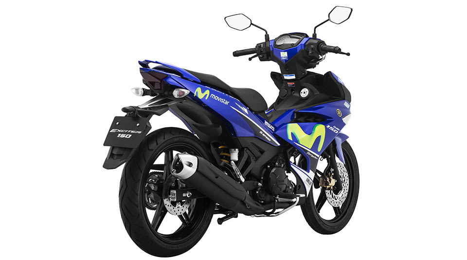 Danh gia Exciter 150 Movistar 2016 chi tiet hinh anh - 12