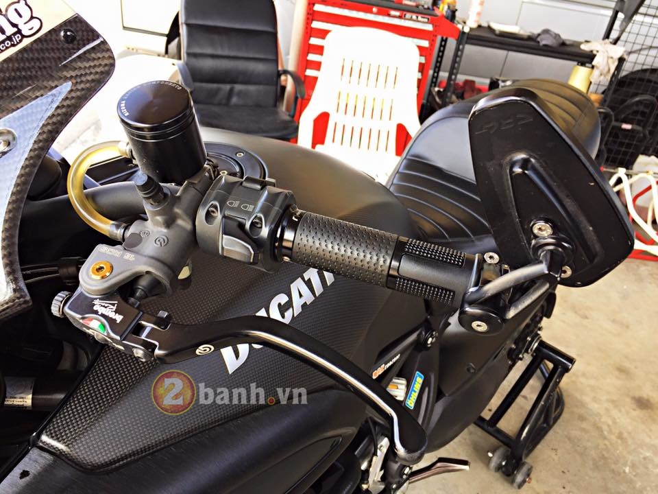 Ducati Diavel do hang hieu tai Thai Lan - 4