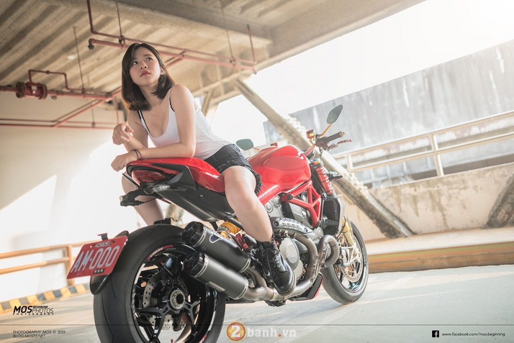 Ducati Monster 1200S do chat lu ben canh co nang ca tinh