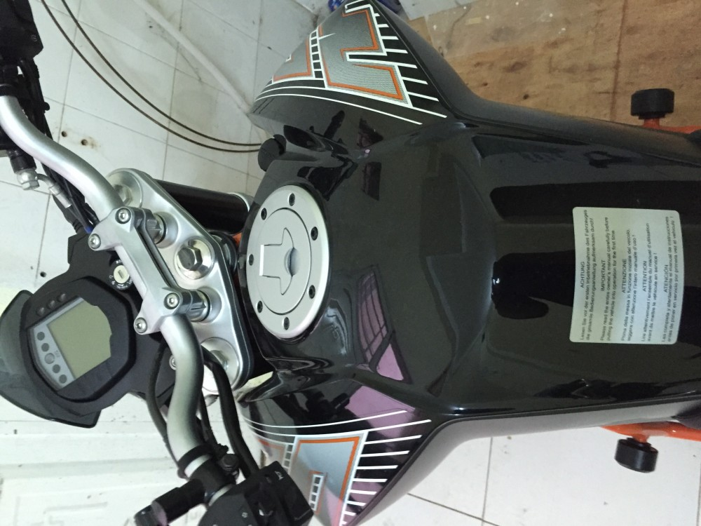 KTM DUKE 390 BLACK ODO 2300 - 7