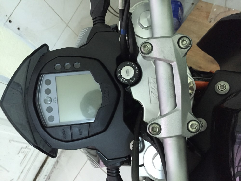 KTM DUKE 390 BLACK ODO 2300 - 8