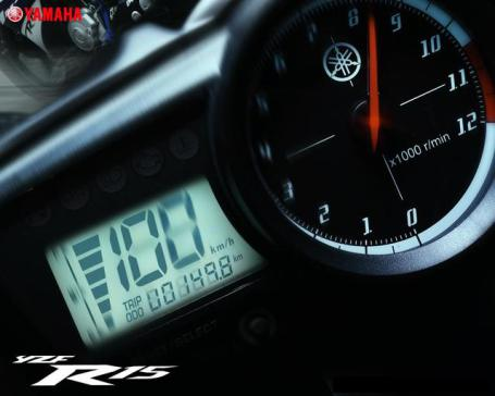 Lo anh dong ho Yamaha MT15 goi y the he tiep theo cua R15 - 2