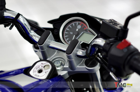 Lo anh dong ho Yamaha MT15 goi y the he tiep theo cua R15 - 3