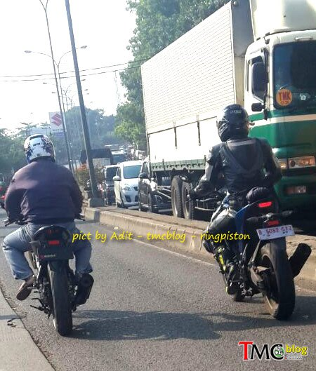 Lo anh dong ho Yamaha MT15 goi y the he tiep theo cua R15 - 7