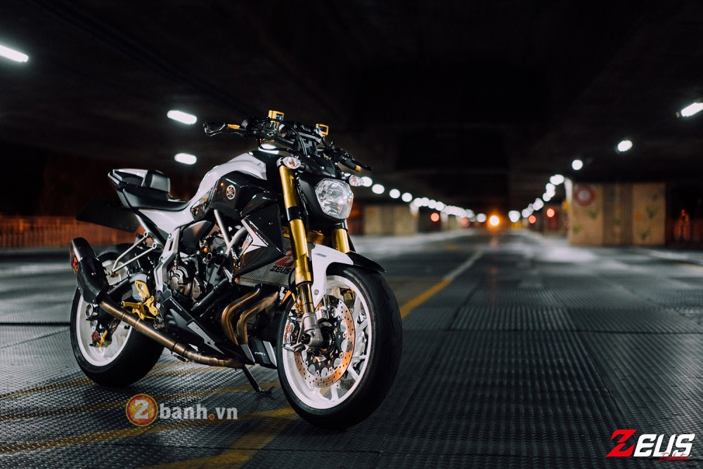 Phien ban do day hang hieu cua Yamaha MT07