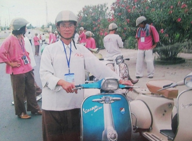Phu thuy Vespa co tren dat Co do - 2