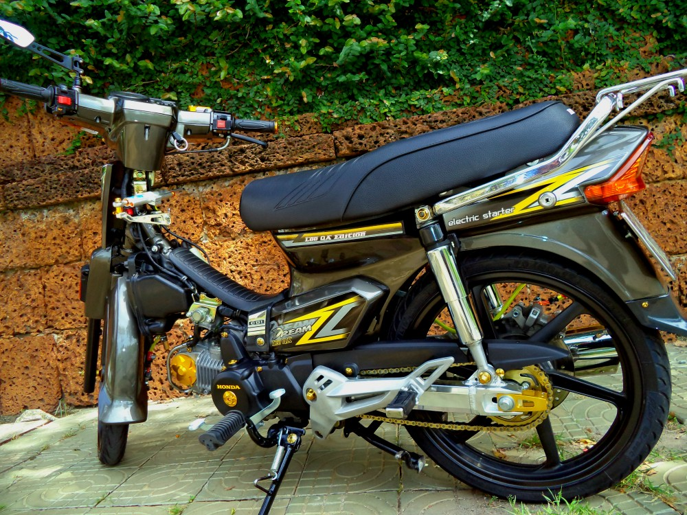 Power Super Dream 125cc Lee QA edition - 3