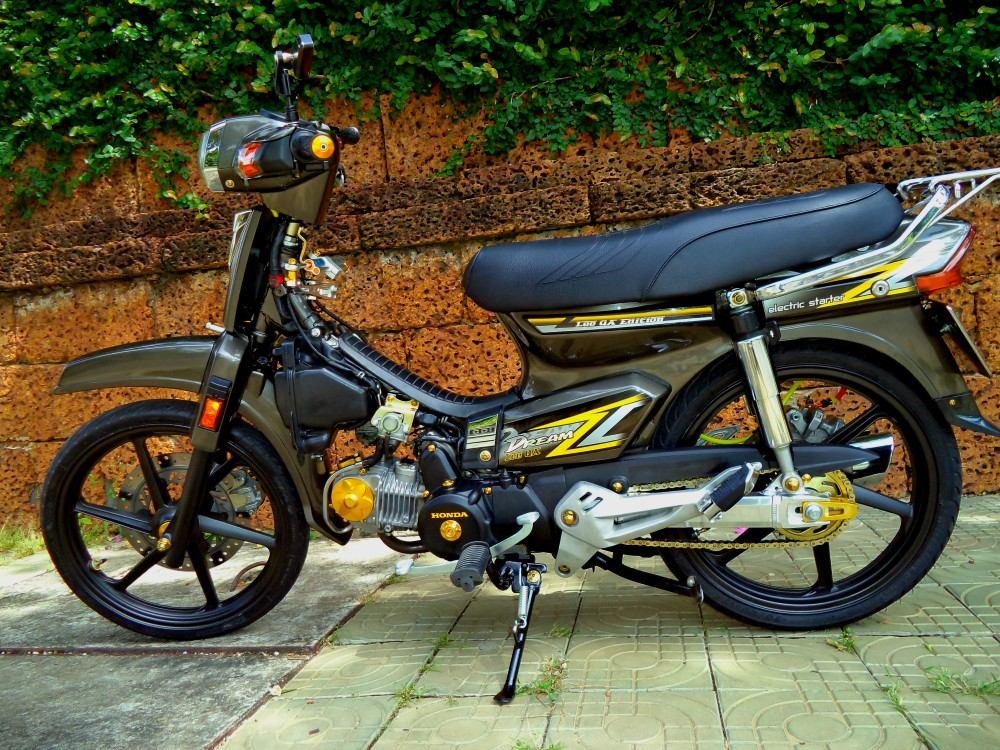 Power Super Dream 125cc Lee QA edition - 5