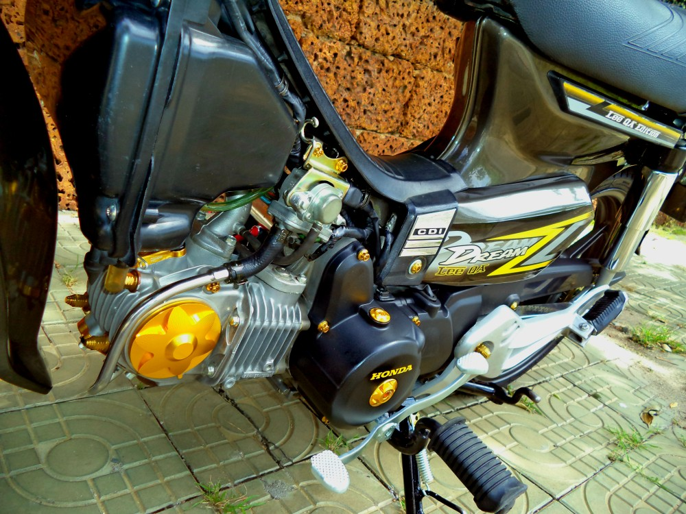 Power Super Dream 125cc Lee QA edition - 6