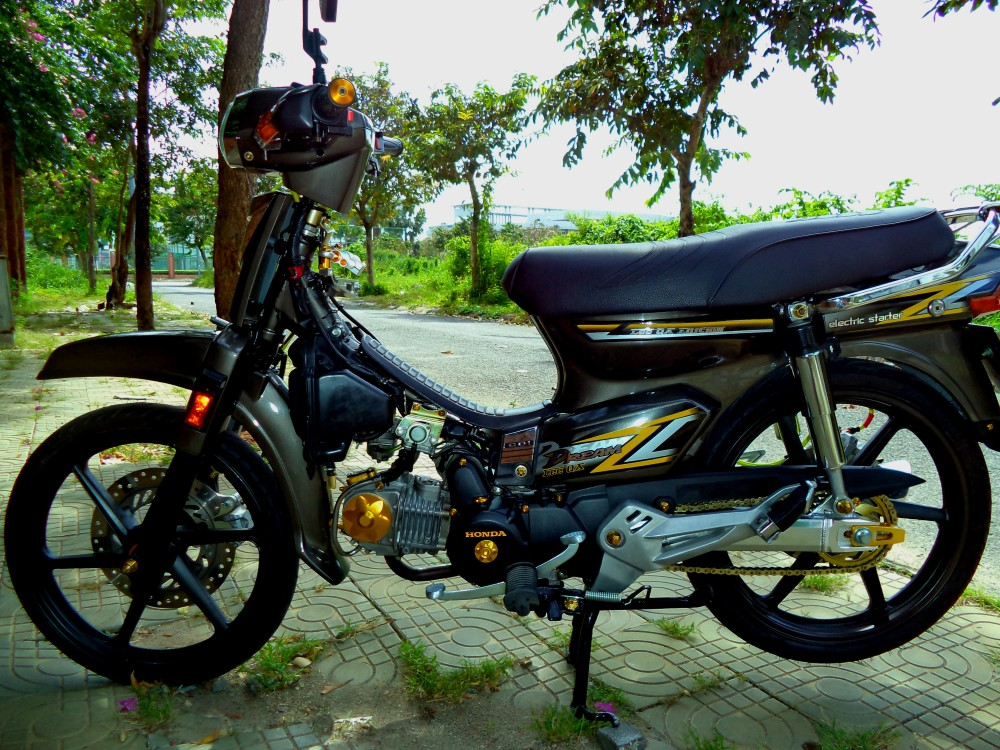 Power Super Dream 125cc Lee QA edition - 7