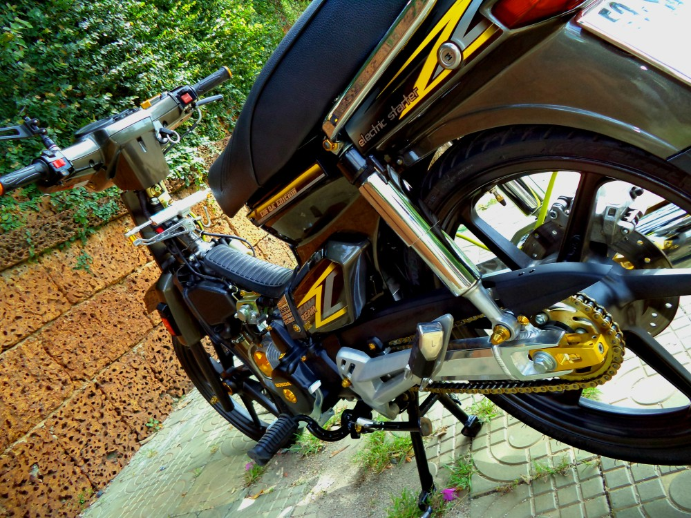 Power Super Dream 125cc Lee QA edition - 8