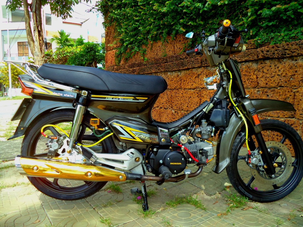 Power Super Dream 125cc Lee QA edition - 9