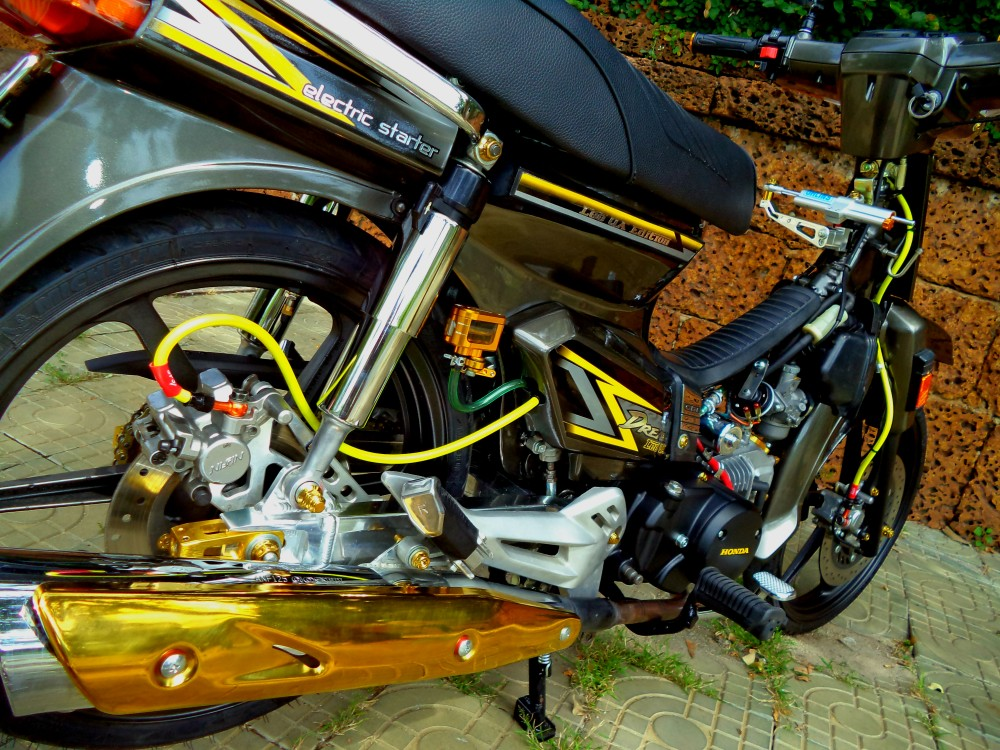Power Super Dream 125cc Lee QA edition - 10
