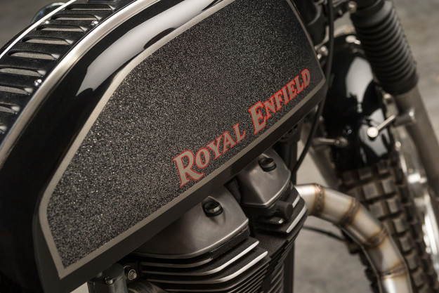 Royal Enfield Bullet hang khung tu xuong do Moto Dubai - 9