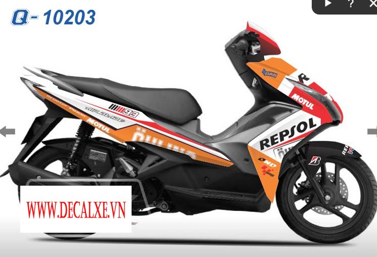 Tem che xe airblade 2015 - 16