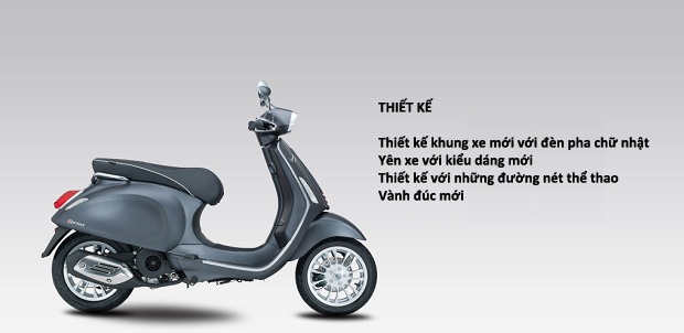 Toan Quoc VESPA SPRINT Chinh Hang Gia Tot - 4