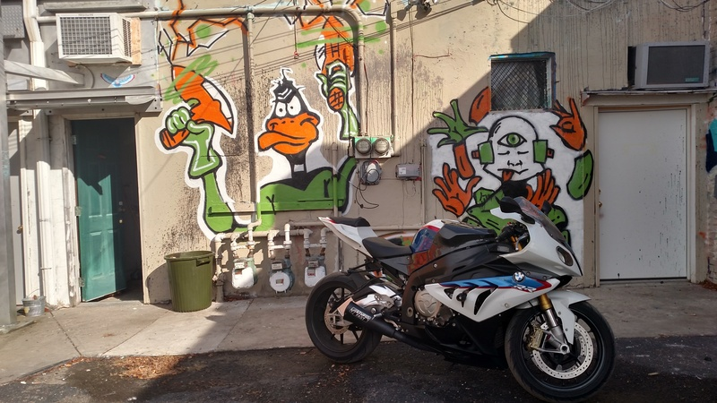 Bo anh dep cua BMW S1000RR theo phong cach Grafity - 4