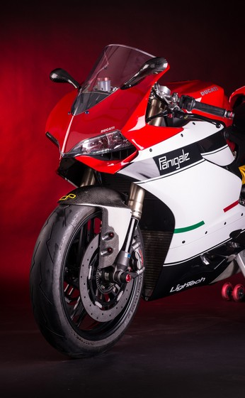 Ducati 1199 Panigale phien ban full Lightech - 2