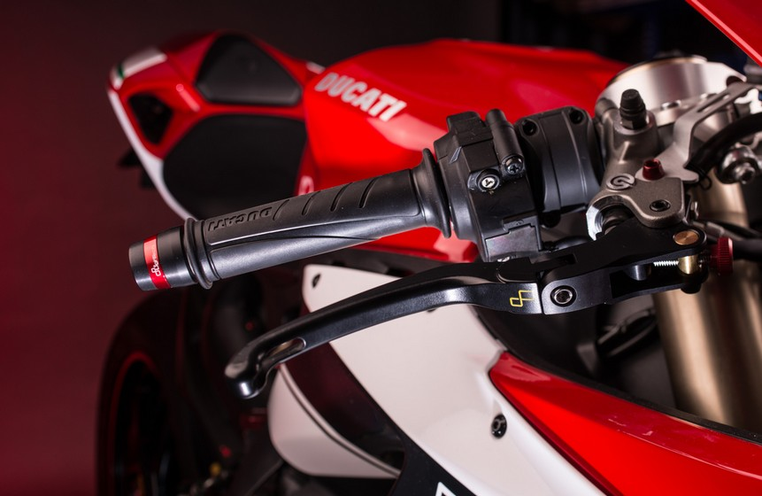 Ducati 1199 Panigale phien ban full Lightech - 4