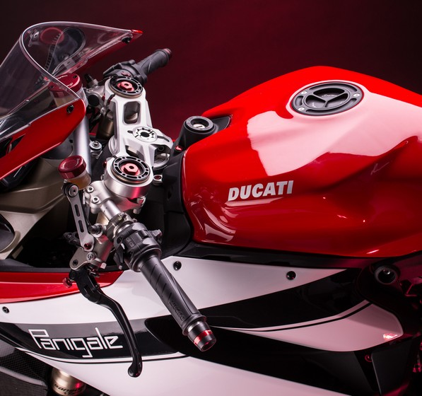 Ducati 1199 Panigale phien ban full Lightech - 13