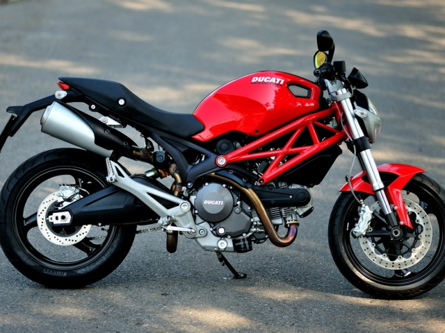 Ducati Monster 795 tiep tuc gay co tai Vinh Phuc - 3