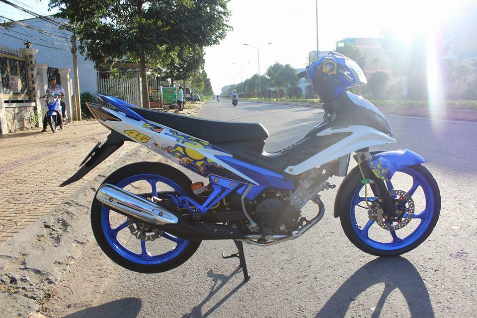 Exciter 135 Nhe Nhang Don Xuan - 2