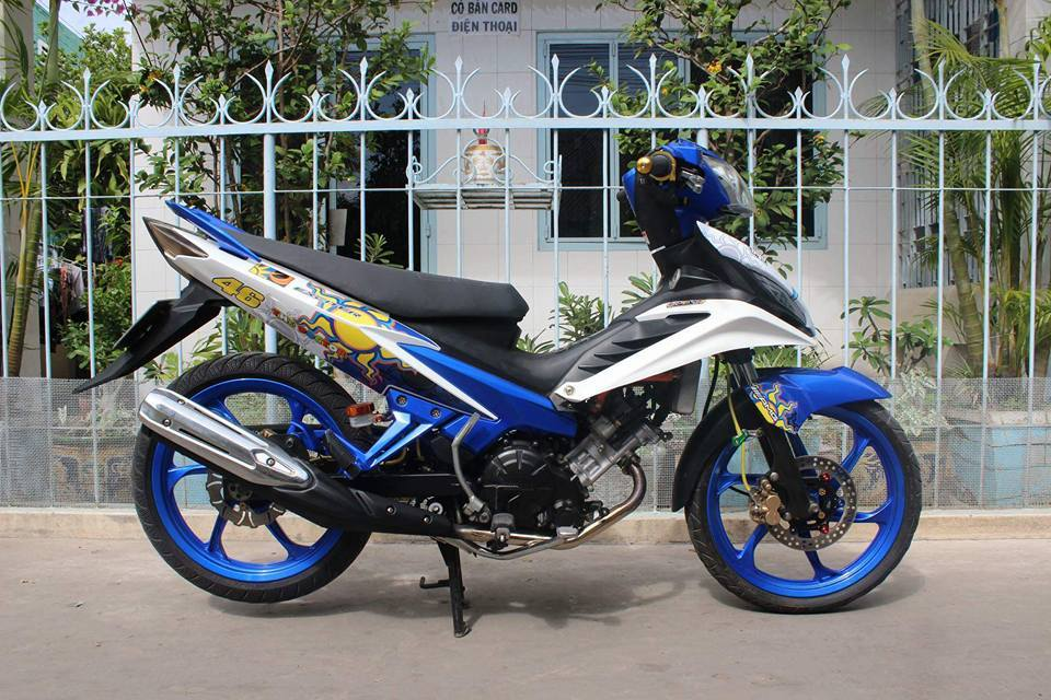 Exciter 135 Nhe Nhang Don Xuan - 3