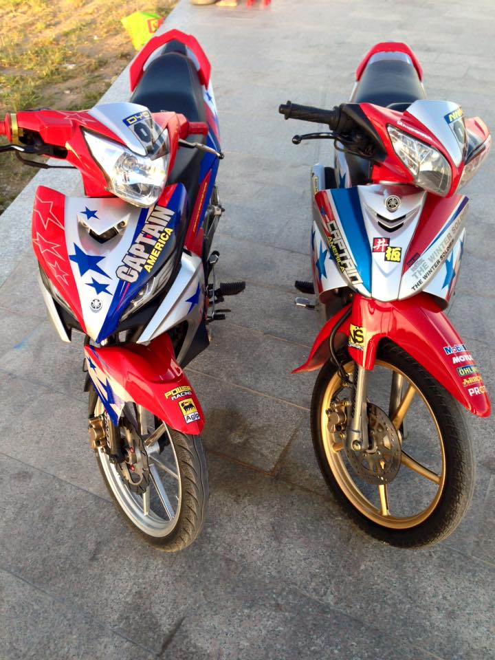 Exciter 135cc version do an tuong nhat thang - 3