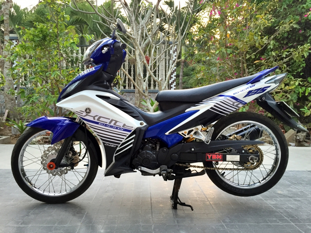 Exciter doi cu voi Style nhe nhang don tet - 2