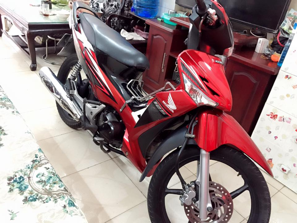 Honda Future X 125 banh mam zin BStp 4 so 6819 - 2