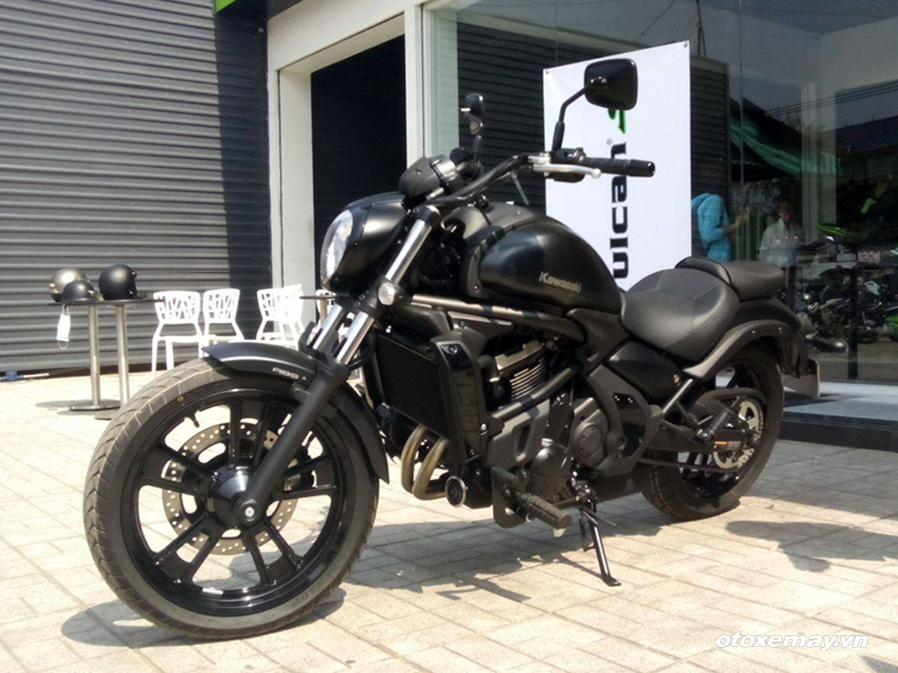 KAWSAKI VULCAN S AND VERSYS 650 ABS - 6
