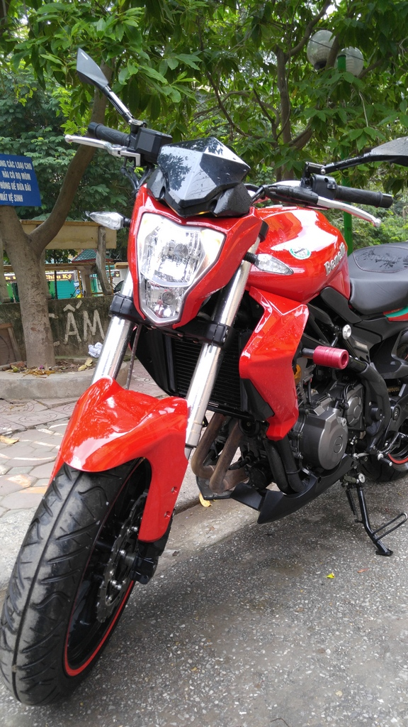Ha NoiBan PKL BENELLI 302 mau do doi 2015 moi keng - 6