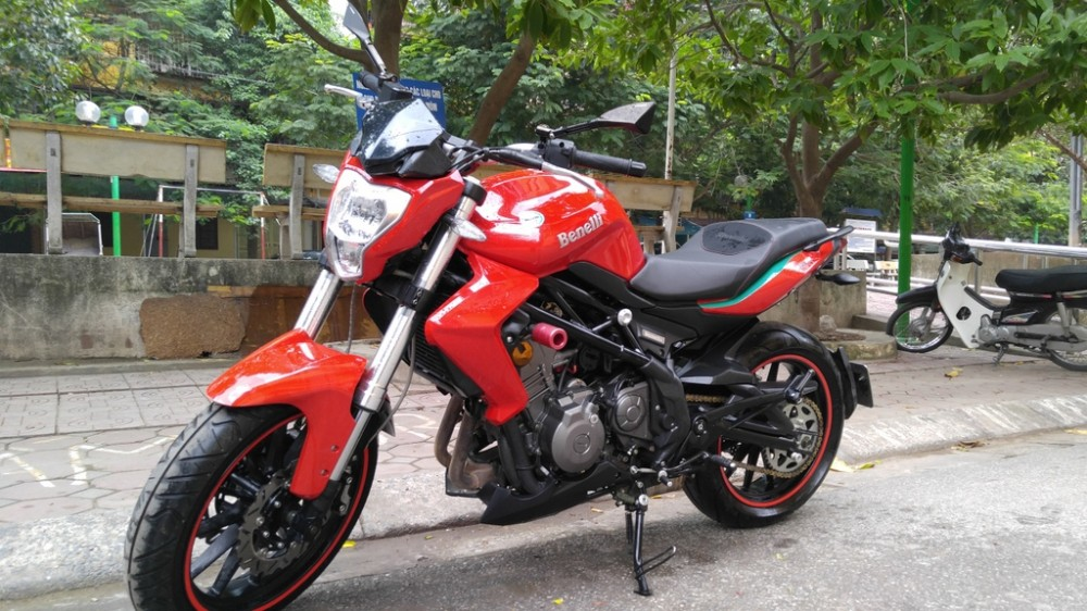 Ha NoiBan PKL BENELLI 302 mau do doi 2015 moi keng - 7