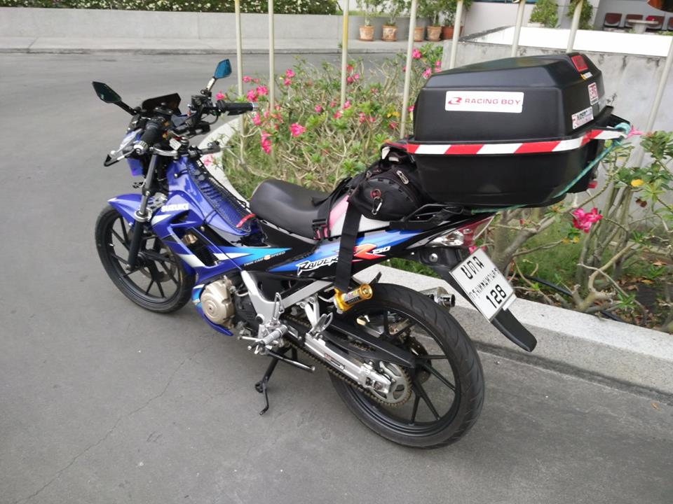 Suzuki raider do full do nghe touring - 2
