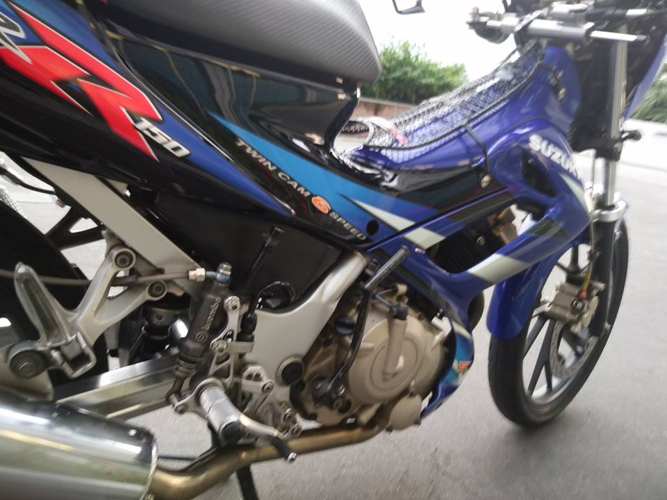 Suzuki raider do full do nghe touring - 4