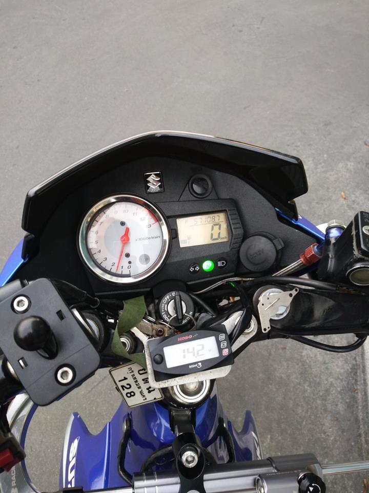 Suzuki raider do full do nghe touring - 9