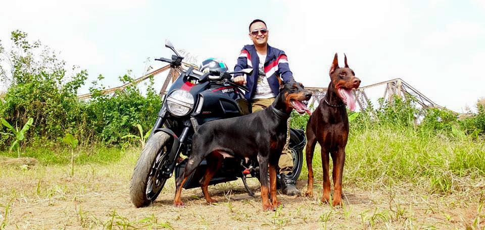 Toi yeu Ducati Cuoc thi anh dep do DOC Mien Bac to chuc - 9