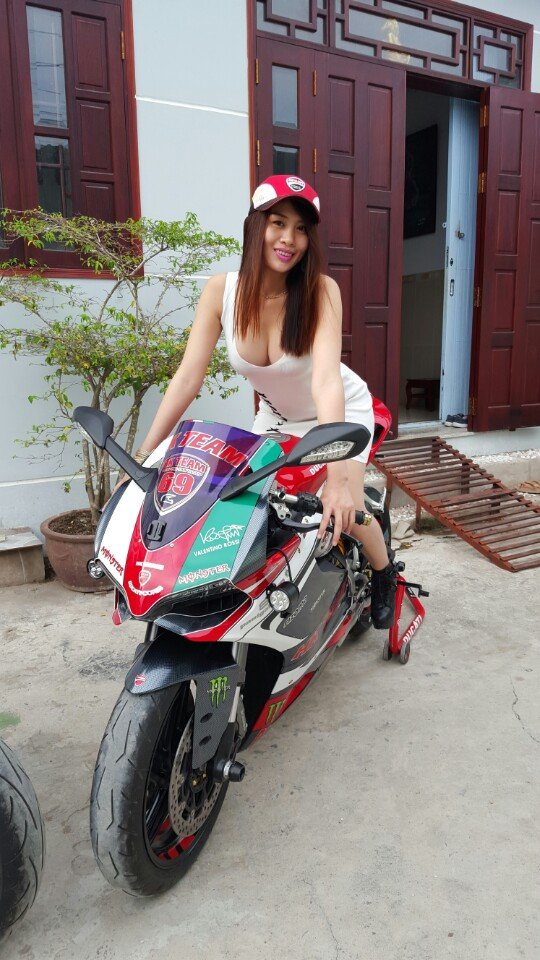 Toi yeu Ducati Cuoc thi anh dep do DOC Mien Bac to chuc - 32