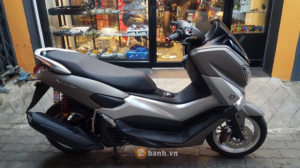 Yamaha NMax do nhe cung dan do choi day hang hieu