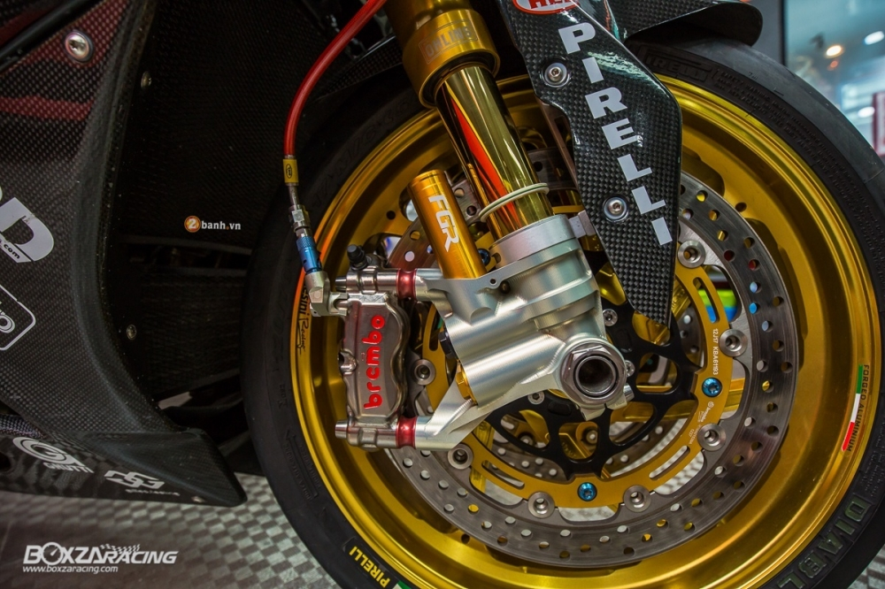 BMW S1000RR ban do tuyet pham tai Thai Lan - 7