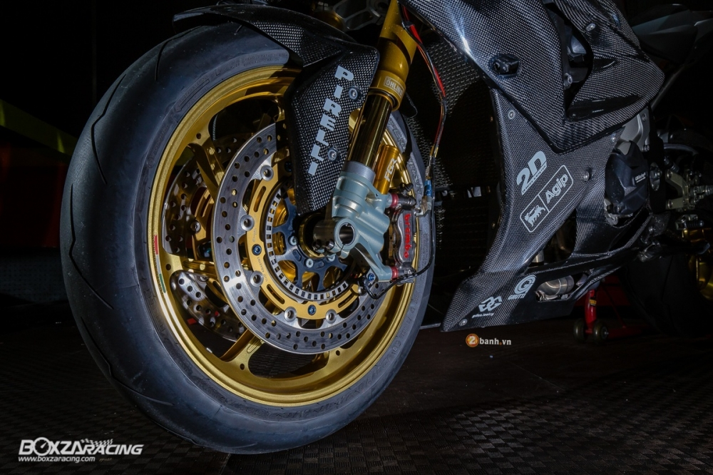 BMW S1000RR ban do tuyet pham tai Thai Lan - 8